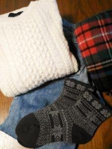 寒がり&冷え症の方におすすめ♪暖かくておしゃれな靴下をご紹介!
